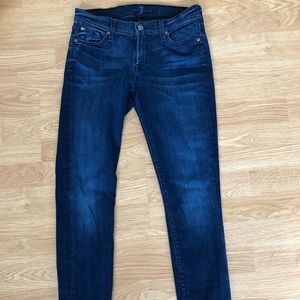 7 For All Mankind the Skinny 28